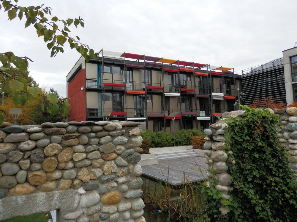 Hôtel de Ville (Echirolles) (bâtiment HQE)